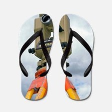 Theodolite Flip Flops