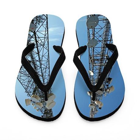 Telecommunications masts Flip Flops