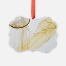 Condom Ornament