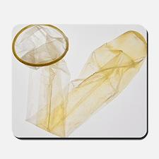 Condom Mousepad