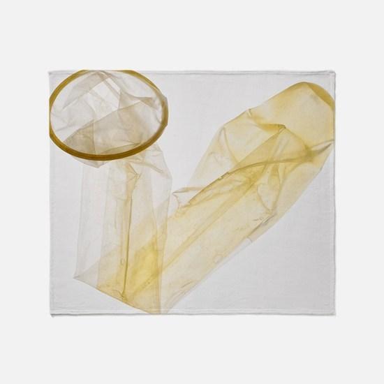 Condom Throw Blanket