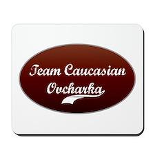 Team Caucasian Mousepad