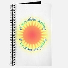 Funny Christian girl Journal
