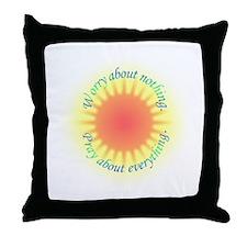 Colorscapes Throw Pillow