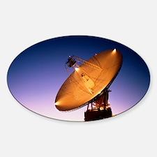 The 70 meter diameter antenna Decal