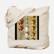 Contraceptive pills Tote Bag