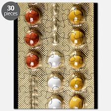 Contraceptive pills Puzzle