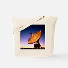 The 70 meter diameter antenna Tote Bag
