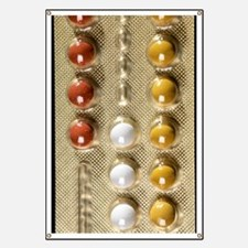 Contraceptive pills Banner