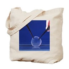 Corneal strip Tote Bag