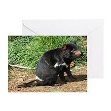 Tasmanian devil Greeting Card