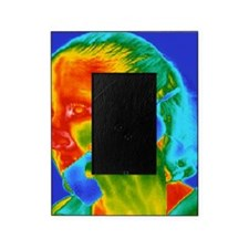 Telephone thermogram Picture Frame