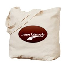 Team Chinook Tote Bag
