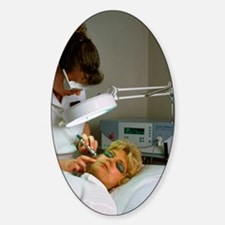 Cosmetic laser surgery Decal