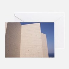 The Domus Museum Greeting Card