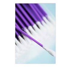 Cotton buds Postcards (Package of 8)