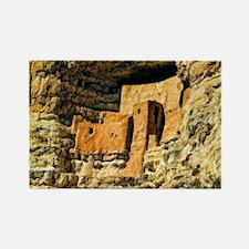 montezuma castle Rectangle Magnet