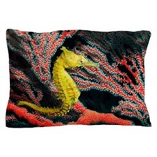 Thorny seahorse Pillow Case