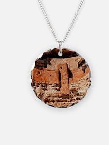 montezuma castle 2 Necklace