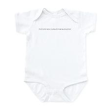 FUTURE MRS. SABATINO MANGINI  Infant Bodysuit