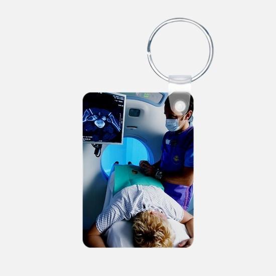 CT scanning Keychains
