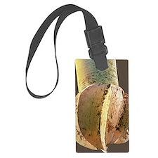 Dental drill, SEM Luggage Tag