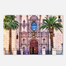 1800s Catholic Church Postcards (Package of 8)