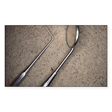 Dental equipment Decal