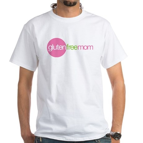 glutenfreemom White T-Shirt