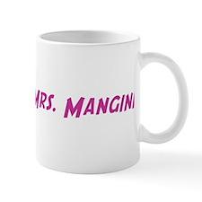Soon To Be Mrs. Mangini Mug
