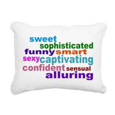 Ideal Rectangular Canvas Pillow