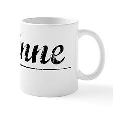 Corinne, Vintage Small Mug