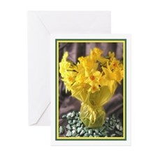 ...Narcissus 02... Note Card (Pk of 10)