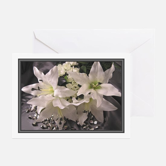 ...Lilies... Note Card (Pk of 10)