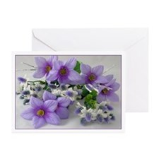 ...Posy 03... Note Card (Pk of 10)