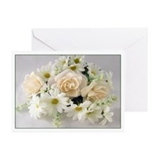 ...Posy 02... Note Card (Pk of 10)