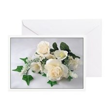 ...Posy 01... Note Card (Pk of 10)