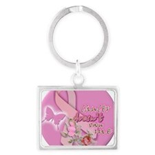 cancer 005 Landscape Keychain