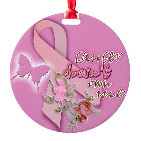 cancer 005 Round Ornament