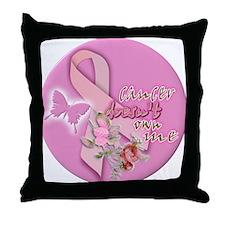cancer 005 Throw Pillow