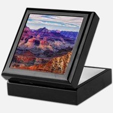 grand canyon 2 Keepsake Box