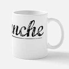 Comanche, Vintage Small Small Mug