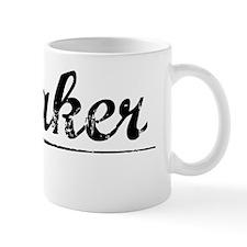 Croaker, Vintage Mug