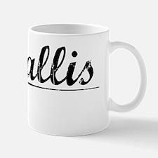 Corvallis, Vintage Mug