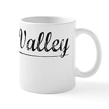 Cuddy Valley, Vintage Mug