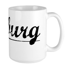 Coxburg, Vintage Mug