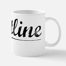 Crestline, Vintage Mug