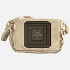OES Square Messenger Bag