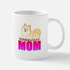 Cream Pomeranian Mom Mug