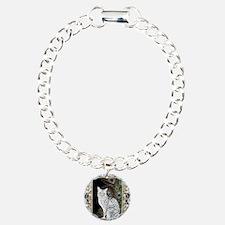 Silver Egyptian Mau Bracelet